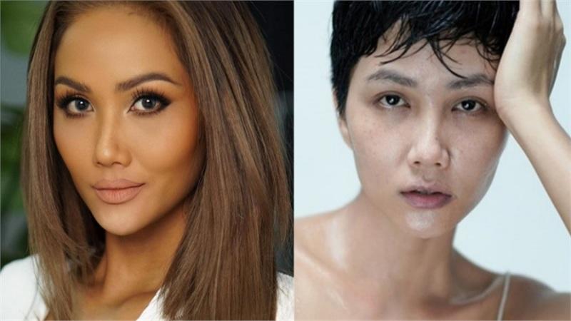 Sao Việt trước và sau khi trang điểm: Người lấm tấm mụn nhọt và quầng thâm, người có làn da đẹp mịn mướt