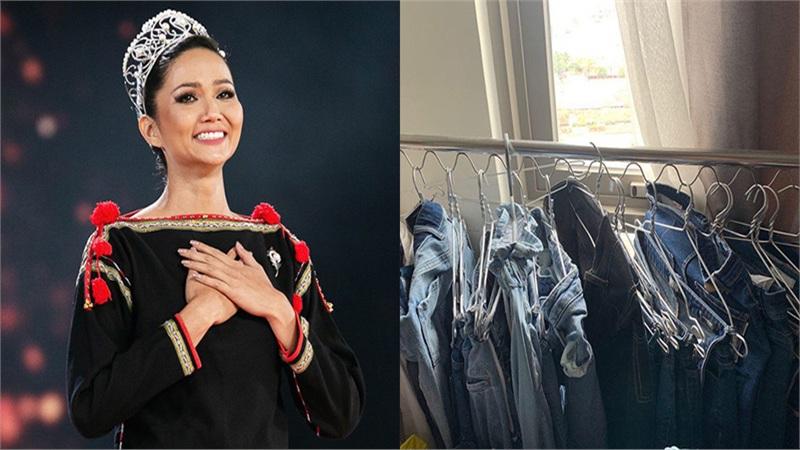 """Lộ hình ảnh """"không thể thấy lần 2"""" trong căn nhà thuê của hoa hậu H'Hen Niê"""