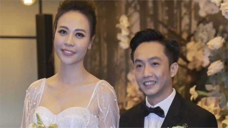 Không chỉ 'trốn con' hẹn hò cuối tuần, Đàm Thu Trang còn công khai tuyên bố trong mắt chỉ có chồng
