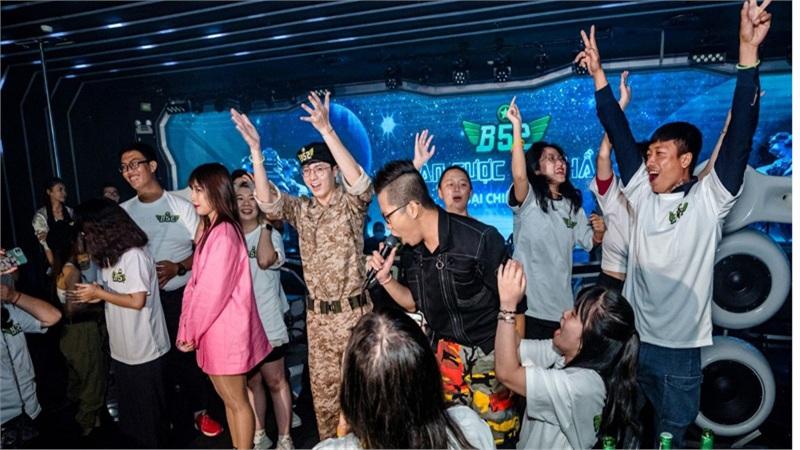 Giới trẻ sài Gòn bùng nổ với sự kiện bí ẩn: Đại chiến B52 - ván cược tử thần