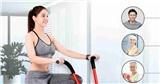 Cách chạy xe đạp tập thể dục giảm cân