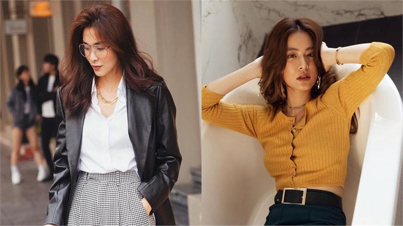3 kiểu áo khoác khi trở lạnh được lòng hội chị em tuổi 30+ 'nhà Vbiz': Phạm Quỳnh Anh 'buông lơi' như idol Kpop, Hà Tăng lại hack tuổi đỉnh cao không thua gái 18