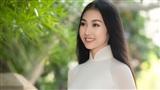 Nhan sắc xinh đẹp của Người đẹp áo dài Bùi Nữ Kiều Vỹ sau 4 năm Hoa hậu Việt Nam