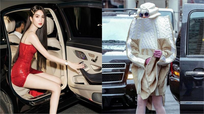 Những đôi giày cao gót độc dị của Ngọc Trinh vẫn thua xa siêu sao Hollywood này