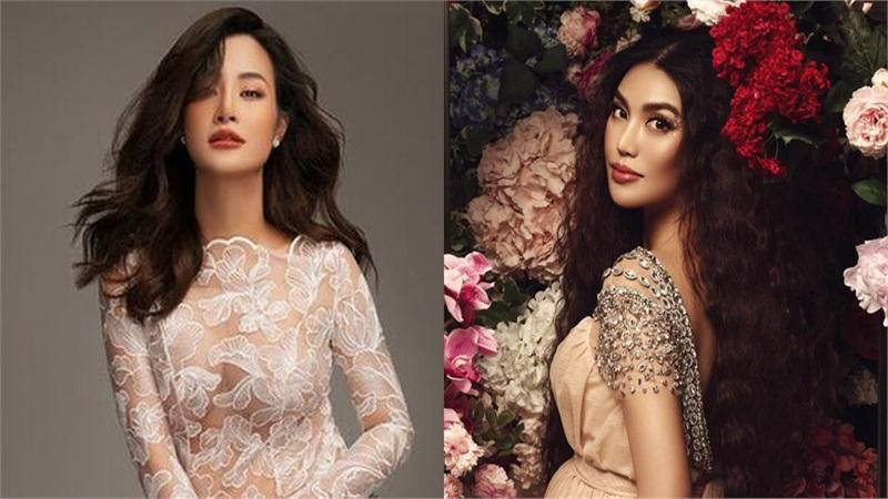 Chụp thời trang bầu: Lan Khuê làm nữ thần hoa, Đông Nhi & Thúy Vân tối giản mà cực sang