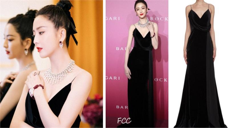 Sao nữ trên thảm đỏ tuần qua: Váy đen dễ mặc là thế nhưng Nữ thần Kim Ưng Tống Thiến vẫn là nhân vật bị 'réo tên'