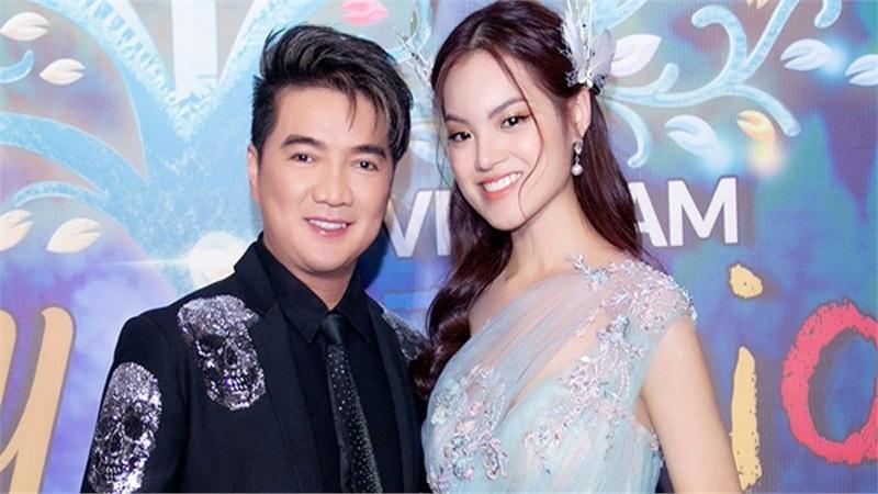 Sunny Đan Ngọc được Đàm Vĩnh Hưng khen ngợi trong vai trò người mẫu