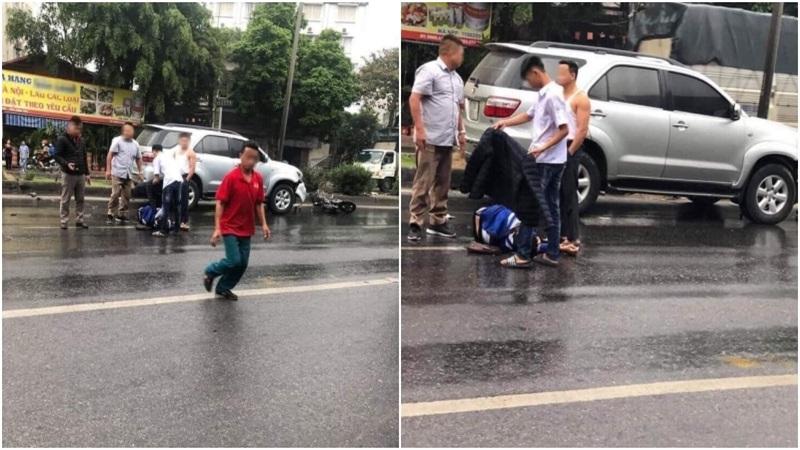 Người mẹ nhờ cộng đồng mạng tìm giúp ân nhân cứu mạng con trai, là một cậu học trò đã cởi áo khoác che cho con mình bị tai nạn nằm giữa đường