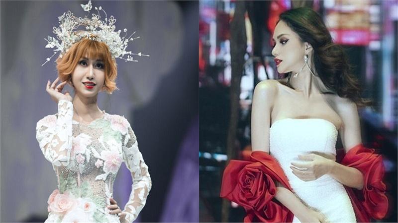Hương Giang và Lynk Lee catwalk: người nhẹ tựa gió thoảng, người thần thái như nữ hoàng