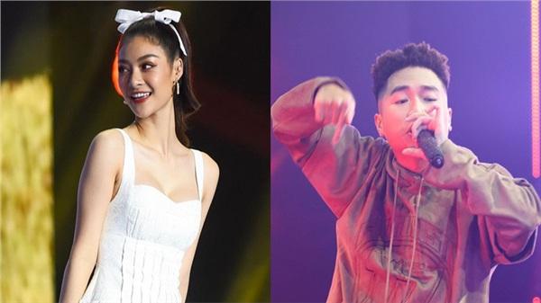 King Of Rap 'se duyên' cặp đôi mới: Á hậu Kiều Loan và Right lộ ảnh nghi vấn hẹn hò, bạn bè nam rapper ẩn ý thừa nhận thay?