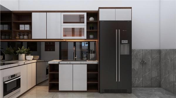 Mẫu nội thất hiện đại cho không gian sống sang trọng, tinh tế