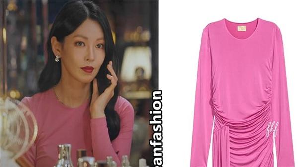 Màn khoe body và vòng 3 đỉnh cao của nàng 'tiểu tam' hot nhất phim Hàn lại đến từ bộ đầm H&M giá chỉ hơn 1 triệu