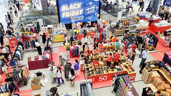 Black Friday - 'hóa đen dài tập' với 'Siêu Bão Sale' chỉ có tại Trung tâm Mua sắm AEON Mall!