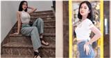 Cẩm Đan - nhan sắc gây tiếc nuối nhất HHVN 2020: Khuôn mặt cực ăn hình, ngoài đời chuyên dùng chiêu mặc quần ngang rốn để hack chân thêm dài