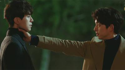 Lịch sử lặp lại, 'Yêu tinh' Gong Yoo bóp cổ 'Thần Chết' Lee Dong Wook trả thù