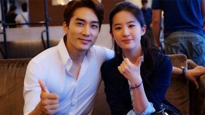 Song Seung Hun tiết lộ chuyện hẹn hò ngọt ngào với bạn gái Lưu Diệc Phi