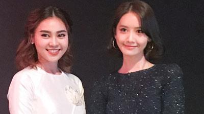 Ninh Dương Lan Ngọc bất ngờ đoạt giải Face Of Asia, đọ sắc cùng 2 mỹ nhân Hàn