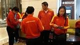 Tuyển Việt Nam đã đến Jordan để chinh phục World Cup