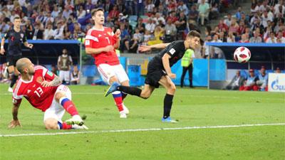 'Cả Messi, Neymar và Ronaldo đều xem Nga thi đấu dù thất bại'