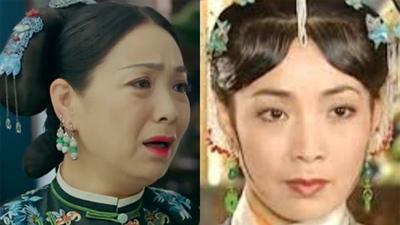 Có ai ngờ Hoàng hậu của 'Hoàn Châu Cách Cách' giờ lại đóng vai phụ trong 'Diên hi công lược'