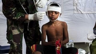 Động đất kinh hoàng tại Indonesia: Con số thương vong lên tới gần 2.000 người
