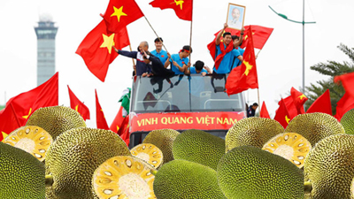 Chỉ mỗi việc ăn mít thôi, với U23 Việt Nam cũng là một câu chuyện dài!