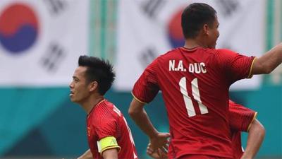 Thất bại khi may mắn quay lưng nhưng U23 Việt Nam đã có một cảnh giới mới