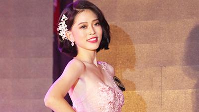 Á hậu Bùi Phương Nga: 'Tôi tự tin thi Hoa hậu Hòa bình Quốc tế 2018'