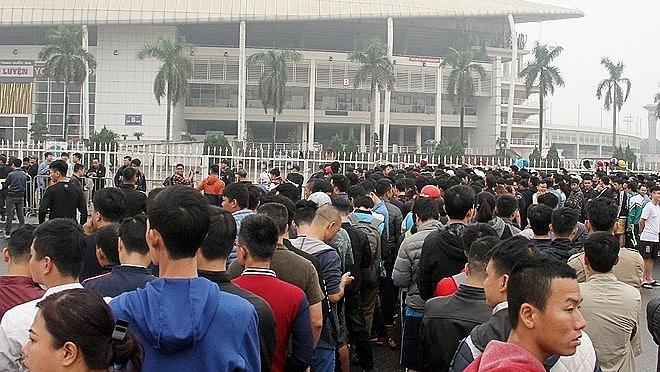 VFF bán vé online nếu Việt Nam vào bán kết AFF Cup