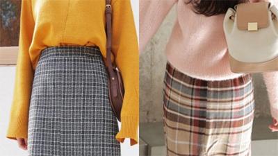 Chú ý chi tiết này khi chọn chân váy kẻ midi, phong cách của bạn sẽ được phong hạng 'đỉnh cao'