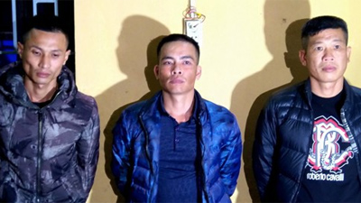 Chân dung 3 đối tượng hành hung nữ tiếp viên hàng không ở sân bay Thanh Hóa