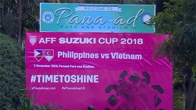 Ban tổ chức AFF Cup sai lầm ngớ ngẩn, nhầm lẫn Việt Nam thành Singapore