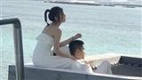 Ngọt ngào như gia đình Trần Hiểu - Trần Nghiên Hy: Hết chụp ảnh cưới lần 2, lại đưa cả nhà đi nghỉ dưỡng