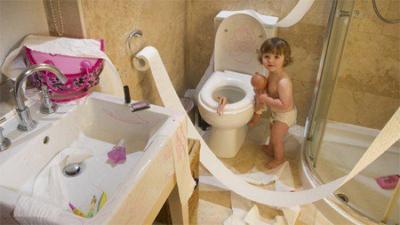 Những khoảnh khắc chứng tỏ trẻ con chính là trò vui lớn nhất trong cuộc sống này