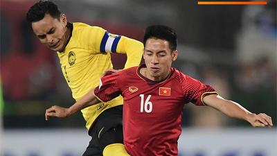 Tuyển thủ Việt Nam tiết lộ bí mật trong phòng thay đồ trước trận gặp Malaysia ở Bukit Jalil