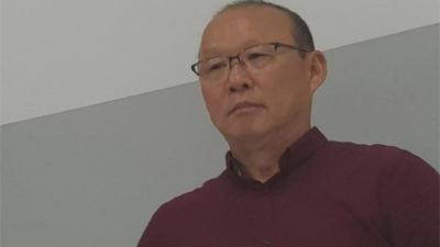 HLV Park Hang-seo: 'Tôi sẽ cố gắng trụ lại ở Việt Nam cho đến hết hợp đồng'
