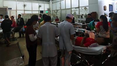 Vụ tai nạn kinh hoàng ở Long An: Bệnh viện tập trung cứu người, chưa tính tới chuyện viện phí