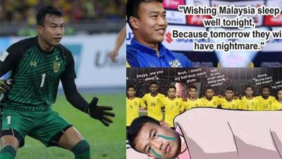 Thủ môn Thái Lan từng 'gây bão' ở AFF Cup lại sắm vai thảm họa tại trận mở màn Asian Cup