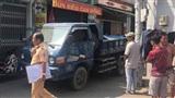 TP.HCM: Bé gái 2 tuổi đang chơi trong hẻm thì bị xe tải cán tử vong