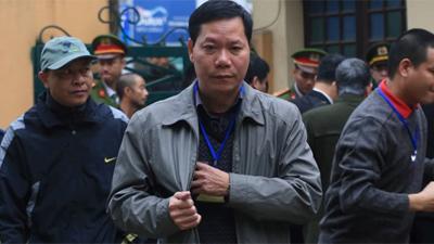 Bị cáo Trương Quý Dương: 'Trong chạy thận thì dị ứng là điều bình thường'