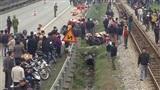 Xe tải tông đoàn người đi bộ làm 8 người chết ở Hải Dương: Phần lớn nạn nhân là cán bộ xã