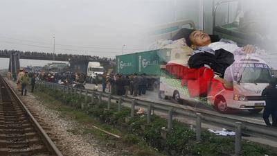 Vụ tai nạn kinh hoàng 8 cán bộ xã tử vong: 'Chiếc xe tải lao như bay cuốn phăng đoàn người, một số chỉ kịp thét lên rồi bất động'