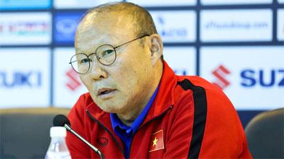 HLV Park Hang-seo: 'Tôi tự hào về các học trò, Việt Nam sẽ hướng đến World Cup 2022'