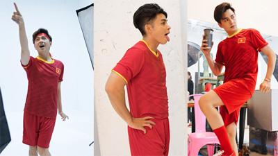 Muốn biết Running Man Việt Nam sẽ vui cỡ nào, xem hậu trường chụp ảnh là hiểu ngay