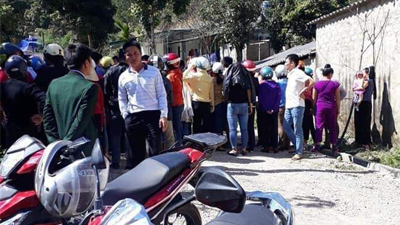Khám xét nhà nghi phạm sát hại nữ sinh ship gà cho mẹ chiều 30 Tết ở Điện Biên