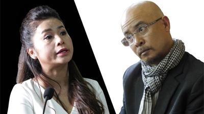 Khoảnh khắc căng thẳng trong phiên xử ly hôn vợ chồng ông chủ cà phê Trung Nguyên