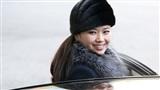 Hình ảnh nữ ca sĩ tháp tùng ông Kim Jong-un đến Hà Nội