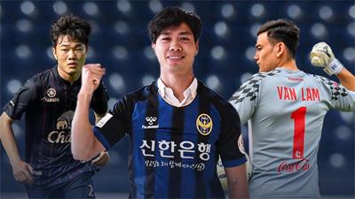 Công Phượng, Xuân Trường, Lâm 'tây' - Những ngôi sao làm lu mờ cả V.League