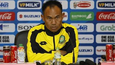 HLV U23 Brunei nói gì trước cuộc chạm trán với U23 Việt Nam?