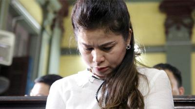 'Thua trắng' trong canh bạc ly hôn, bà Lê Hoàng Diệp Thảo: Đừng có phỏng vấn nữa, đây là một bản án đau lòng